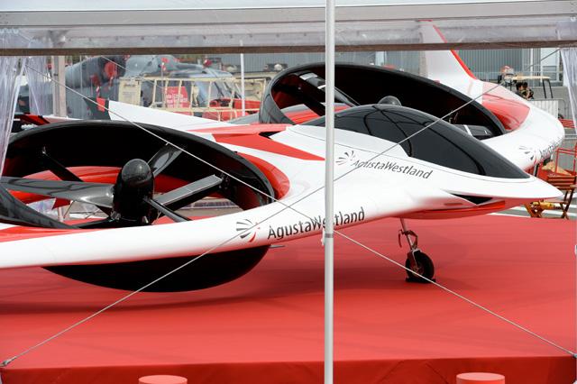 AgustaWestland Project Zero tiltrotor Billypix